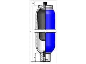 Гидравлический аккумулятор, гидроаккумулятор
