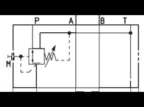 Редукционный клапан гидралический
